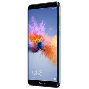 "Honor 7X - 18:9 screen ratio, 5.93"" full-view display. Dual-lens camera. Unlocked Smartphone, Blue @ amazon US"