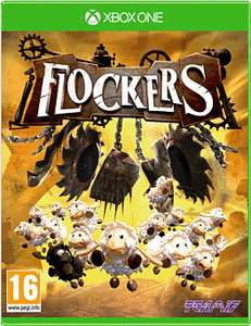 Flockers xbox one £9.99 delivered @ GAME