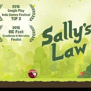 Sally's Law for free! - free on Google Play and Apple Store
