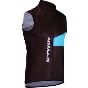 B'TWIN AEROFIT CYCLING GILET 38% off @ Decathlon, free C&C - £24.99