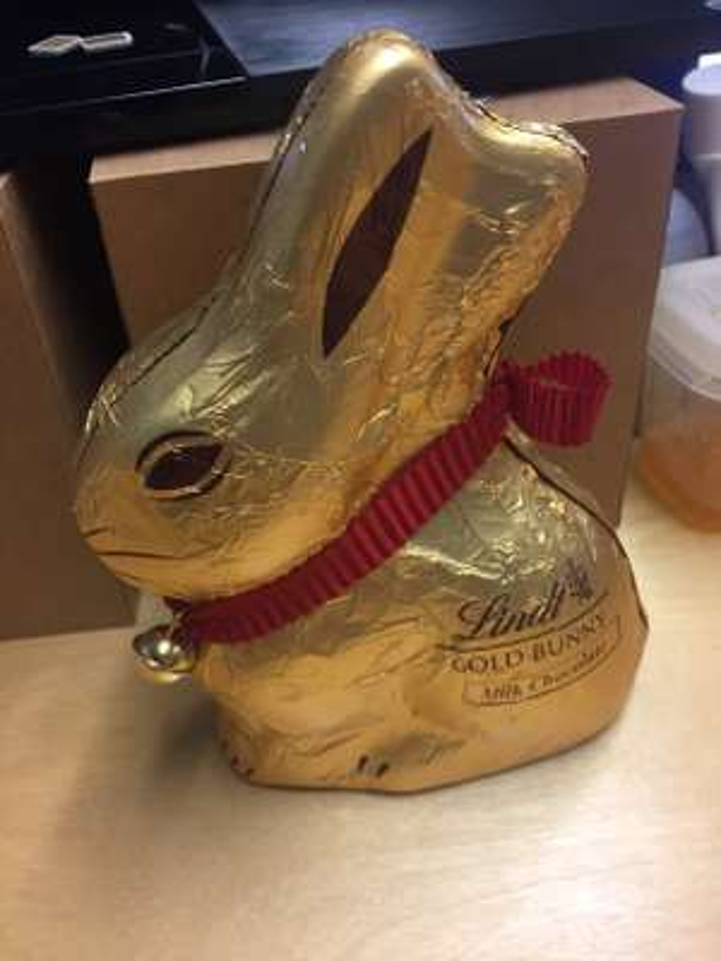 Lindt bunny 15p /£1 / £1.50 instore @ Sainsburys