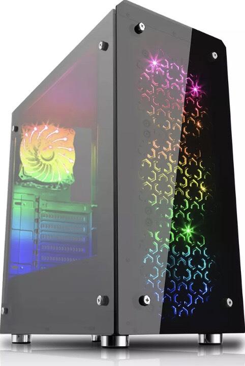 Intel CORE i7 8700 - 4GB GeForce 1050Ti - 8GB - 1TB HDD - £719.96 @ pc2u4u eBay