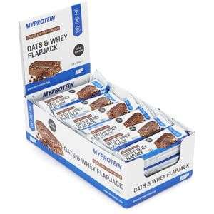 72 whey and oats bars, 5 choc protein clusters and 1/2 gallon water bottle. - £45.21 @ MyProtein