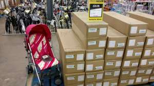 Mamas & Papas stroller Walsall clearance bargains - prices from £25 instore
