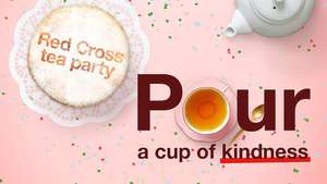 Free Red Cross Tea Party Kit (Good for Charity!)