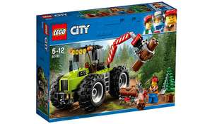 LEGO City - Forest Tractor - £12.78 @ ASDA George