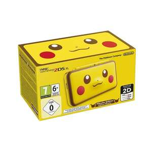 Pikachu pokemon Nintendo 2ds - £126.99 @ 365games.co.uk