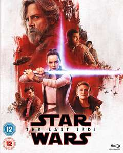 Pre-order Star Wars: The Last Jedi (With Limited Edition The Resistance Artwork Sleeve) Blu-ray - £14.99 @ Zavvi