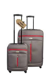 Two Piece Suitcase Set for £21.58 (Including £5 Delivery and 25% Discount till 10pm tonight) - Studio
