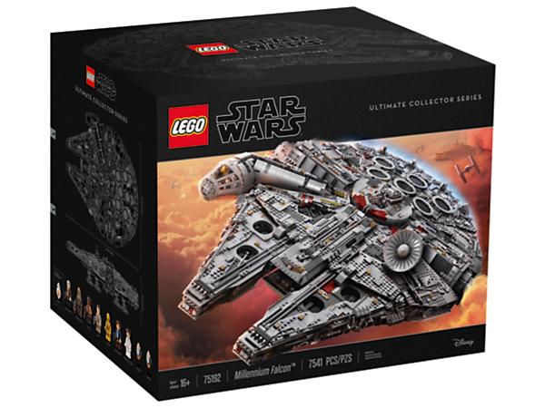 Lego Star Wars Millennium Falcon 75192 @ Lego Shop - £649.99