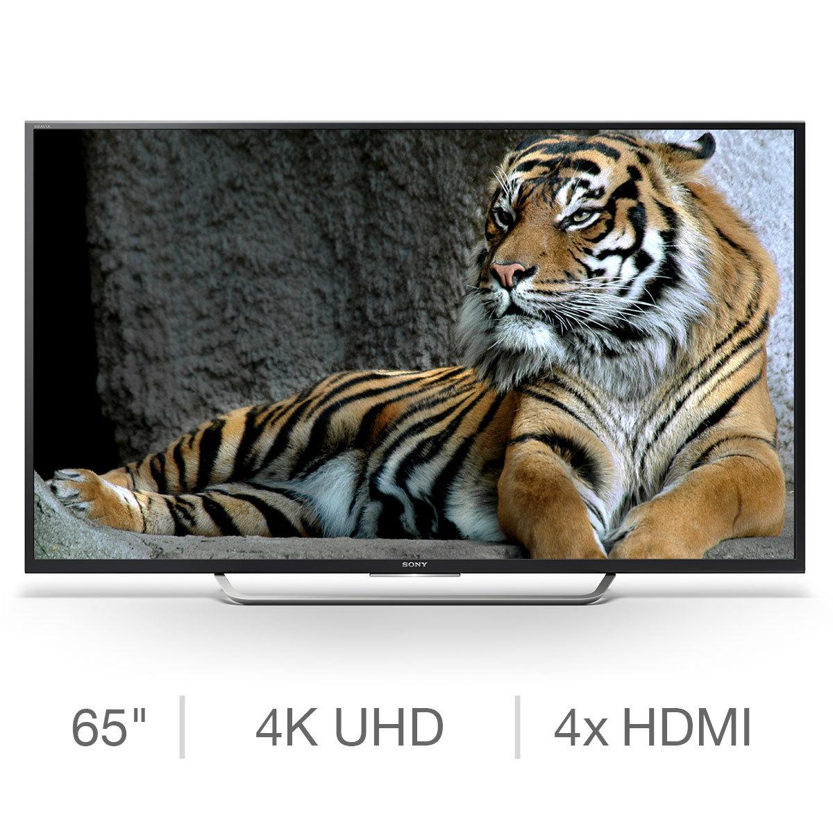 Sony Bravia KD65XD7505 65 Inch 4K Ultra HD Smart TV - £999.99 @ Costco