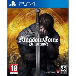 Kingdom come deliverance PS4 - £34.95 @ TGC