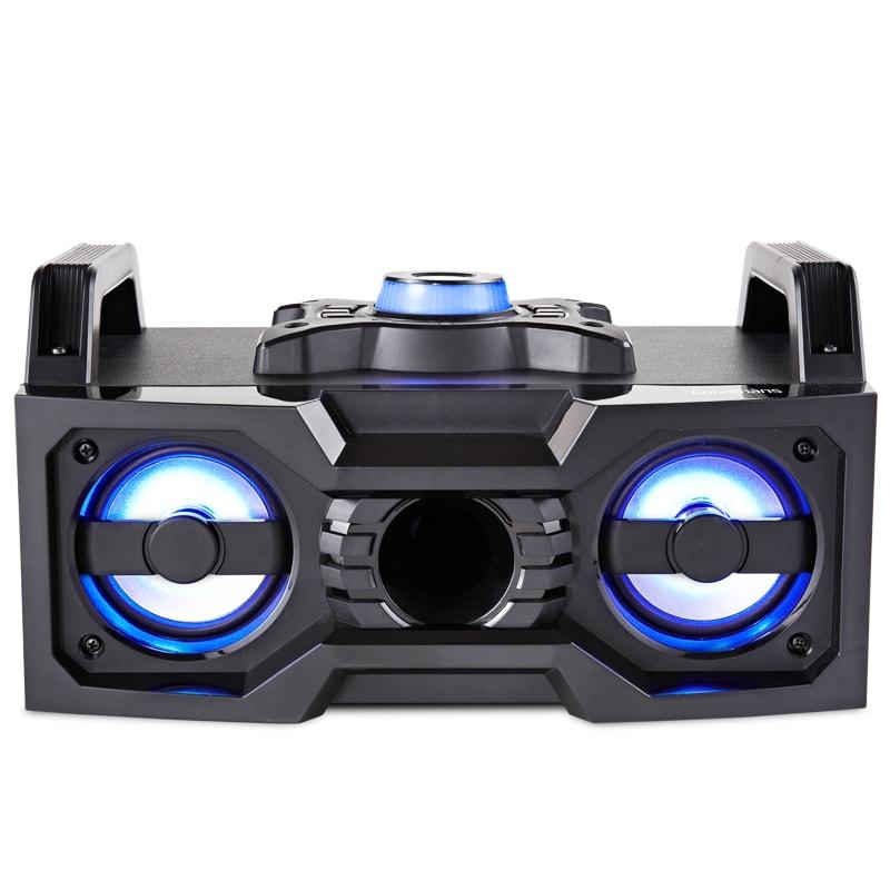 Goodmans Bluetooth LED Boombox - £29.99 @ B&M