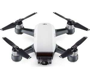 DJI Spark drone 449 extra 10% off at checkout = 404.10 @ Currys eBay