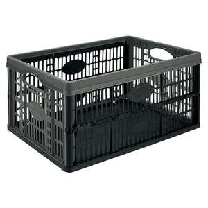 32L storage crates @ Tesco (In store and online) - £2.50