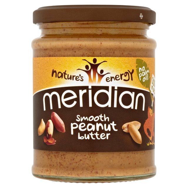 Meridian Smooth Peanut Butter 280g £1.50 @ Morrisons