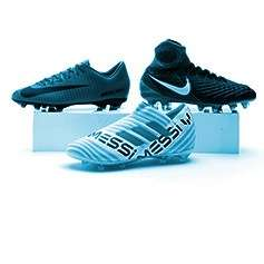 Up to 76% off various sizes of football boots for kids at Pro Direct Soccer