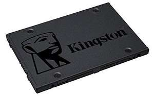 Kingston A400 240GB SSD at Amazon for £53.87