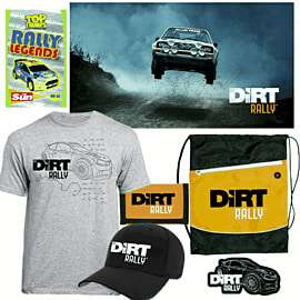 Huge Crate: Dirt Rally - £9.99 Delivered from GAME