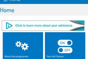 Find out who is snooping on your internet at Your Online Choices