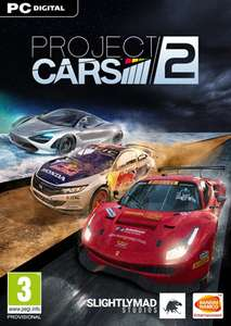 Project CARS 2 [PC/Steam] - £13.01 @ Razer Game Store