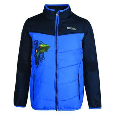 Regatta childrens Thunderbirds lightweight jacket blue OR black age 3-10 yrs £20 was £50 @ Debenhams