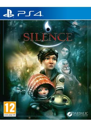 Silence (PS4)@base - £9.29