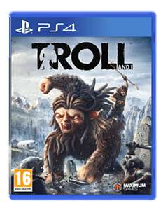 Troll and I ps4/xbox @game - £4.99