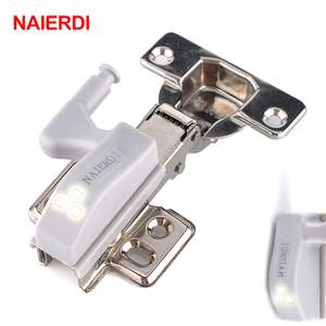 LED Hinge Sensor Light for Cabinets 2 Days only 40% OFF @ AliExpress (Naierdi) Free Delivery