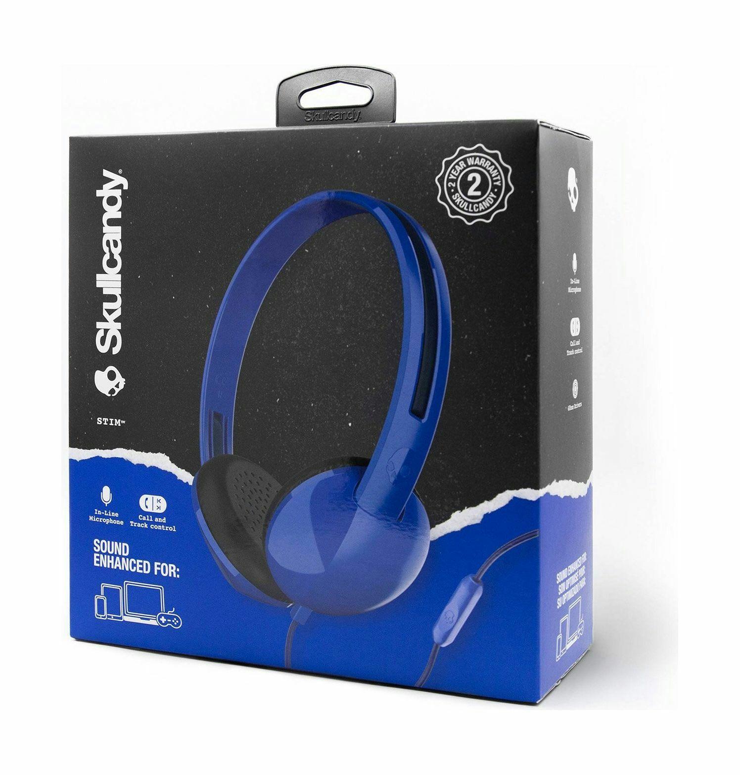 Skullcandy Stim headphones (RTC) £4.25 at Tesco Instore (Loughborough)