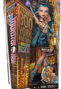 Monster High Boo York City Schemes Nefera De Nile Doll £5 In Poundland (Glasgow)