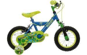 "Indi Frogster Kids Bike - 12"" Wheel - £45 (with code) @ Halfords"