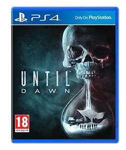 Until Dawn (PS4) @ Amazon - £15.99 Prime / £17.98 non-Prime
