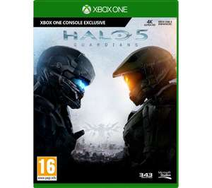 Halo 5: Guardians (Xbox One) - £9.97 @ Currys