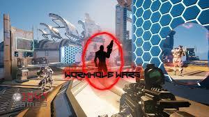 Free alpha keys for Wormhole wars (halo meets portal) on PC via 1047games