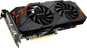 Gigabyte NVIDIA GeForce GTX 1070 Ti 8GB WINDFORCE Graphics Card £455.47 Delivered @ Scan