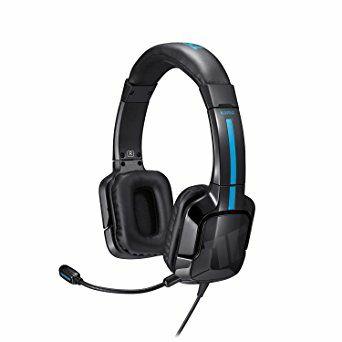 Tritton Kama Stereo Gaming Headset - Black [PS4, Xbox One, Nintendo Switch] £11.95 Prime / £13.94 non-Prime @ Amazon
