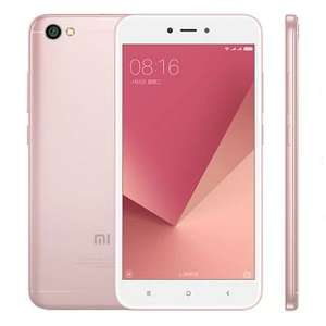 Xiaomi Redmi Note 5A 4G Phablet Global Version  -  ROSE GOLD 2GB RAM 16GB ROM Snapdragon 425 £69.37 plus £4.98 expedited shipping from Poland warehouse so no customs @ gearbest