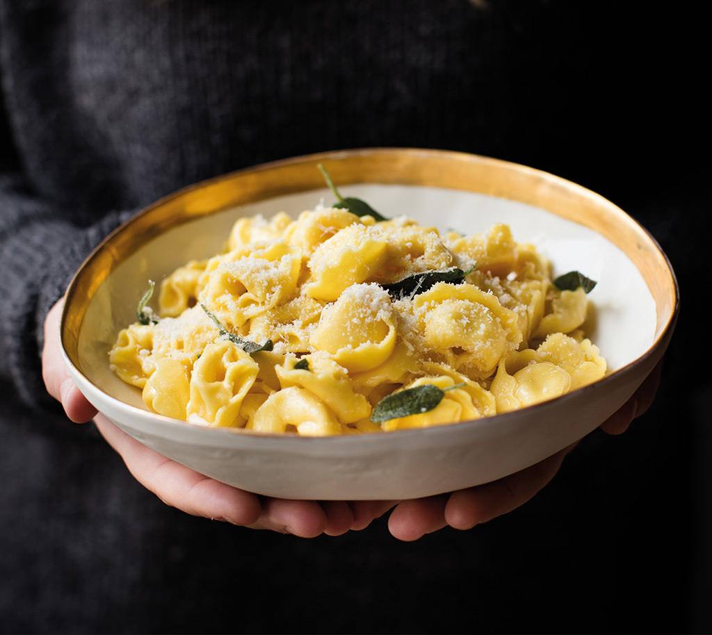 Free Giovanni Rana pasta via online receipt redemption