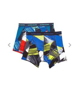 Bjorn Borg 2 Pack Printed Trunks £7 C+C @ Burtons (need to use mobile site)