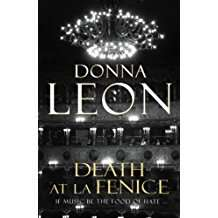 Amazon Kindle Today's Big Deal - 10 Commissario Brunetti books by Donna Leon 99p each