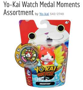 Yo-Kai Watch Medal Moments Assortment £1 in Poundland