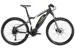 Haibike Sduro Hardseven 4.0 E-Bike £1,695 at Je James Cycles