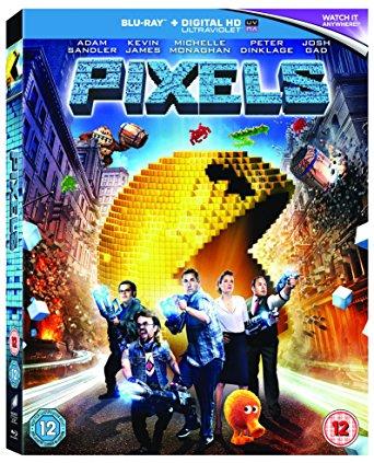 Pixels Blu-ray £1 instore @ Poundland (blackpool)