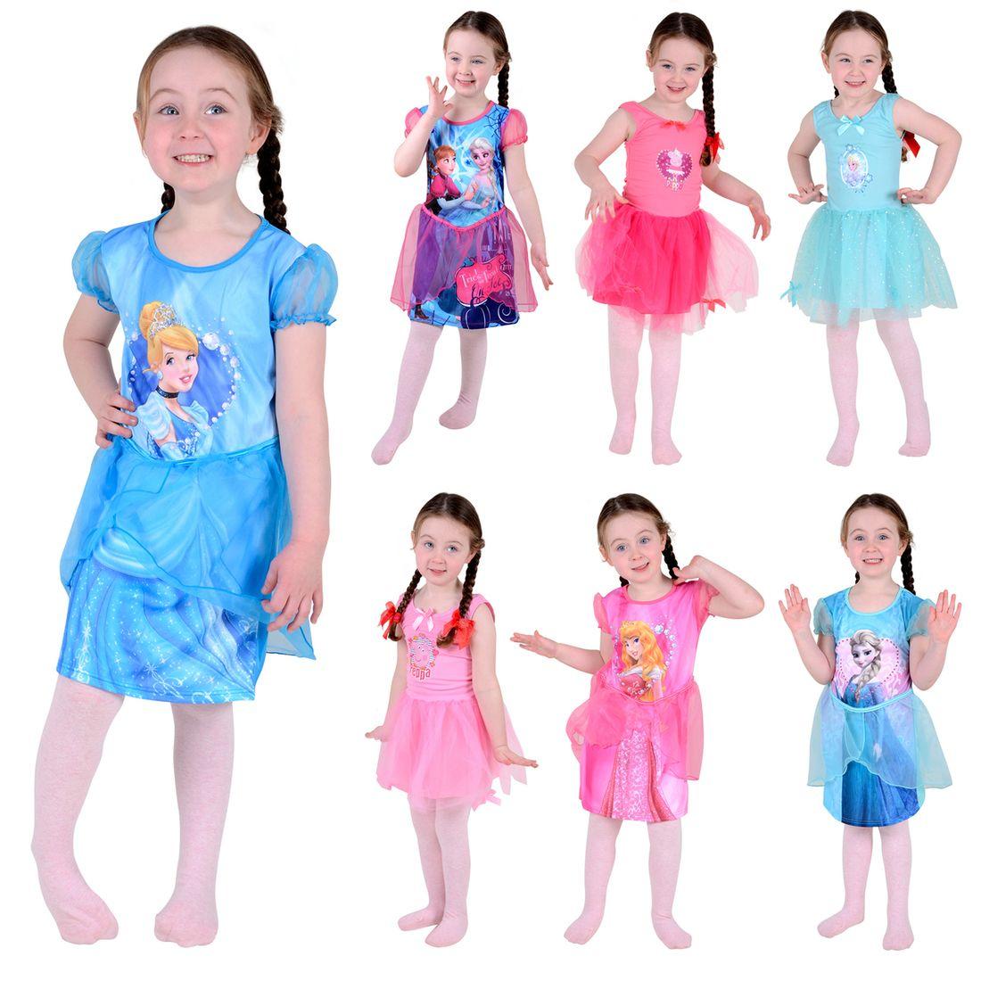 Little girls ballerina dresses, £1 each at XS-STOCK  (+£3.99 p&p per order)