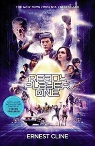 Ready Player One, Ernest Cline, paperback, £3 prime / £5.99 non prime @ Amazon.co.uk