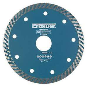 Diamond blade for small hand held angle grinder £1.49 @ Screwfix