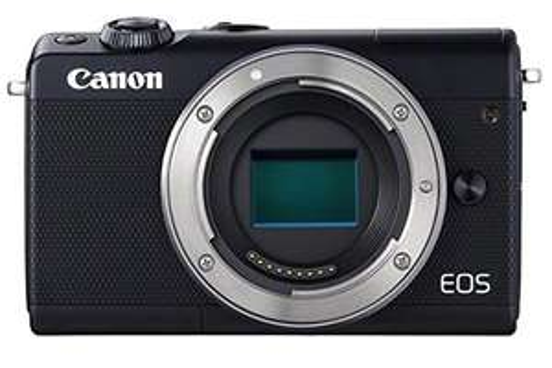 Canon Eos M100 Camera Body, Mirrorless DLSR, 24.2 MP £289 @ Amazon