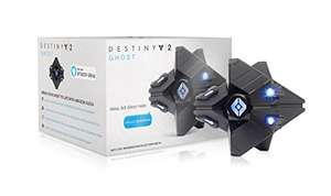Limited Edition Destiny 2 Ghost Speaker - Requires Alexa-Enabled Device £10.65 prime / £12.64 non prime  Sold & Fulfilled by Amazon