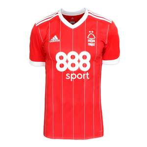 Nottingham Forest 2017/18 Home or Away Shirt £10 (£5.95 del or free c&c)